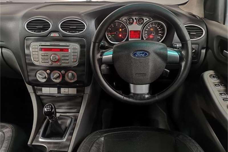 2010 Ford Focus Focus 1.8 5-door Si