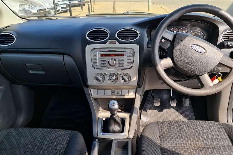Used 2011 Ford Focus 1.8 sedan Ambiente