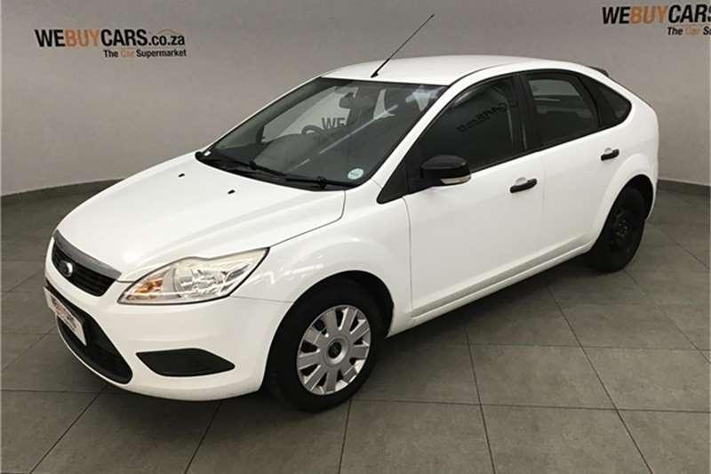Ford Focus 1.8 sedan Ambiente 2012
