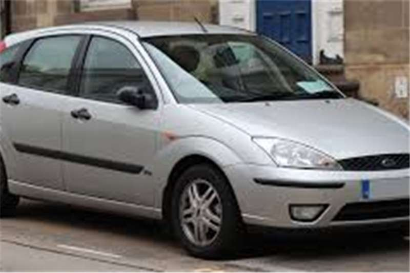 Ford Focus 1.8 TDCi 5Dr 2004
