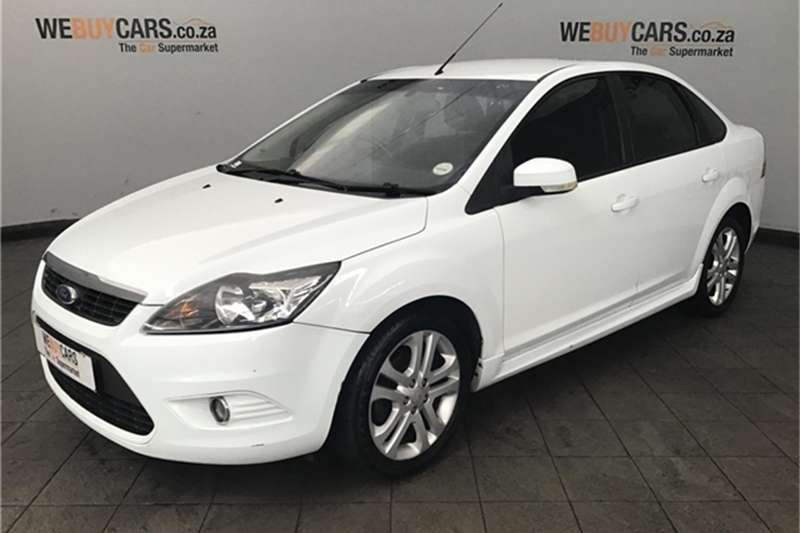 Ford Focus 2.0 4 door Si 2010