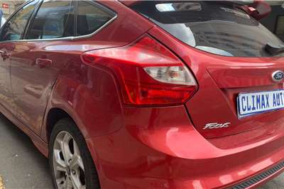 Ford Focus 2.0 4 door Si 2013