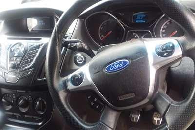 Ford Focus 2.0 4 door Si 2014