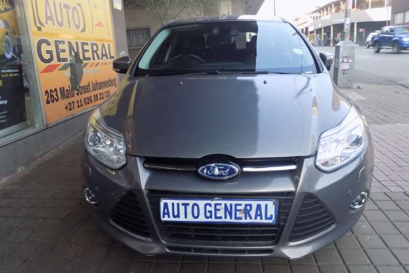 Ford Focus 2.0 4 door Si 2015