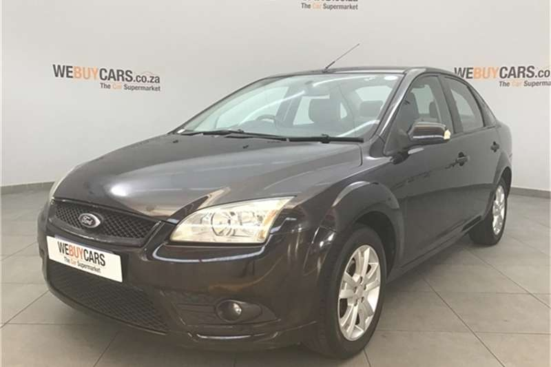 Ford Focus 2.0 4-door Si automatic 2007