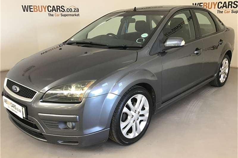 Ford Focus 2.0 4-door Si automatic 2009