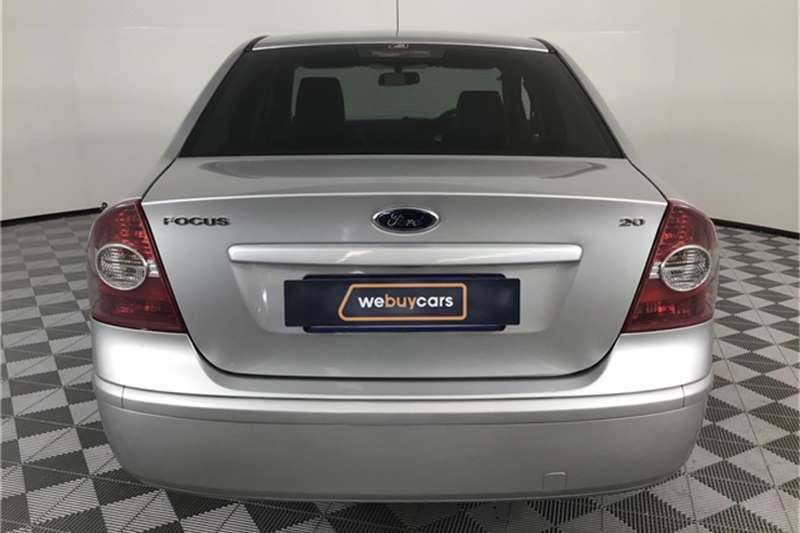 Ford Focus 2.0 4 door Si automatic 2009