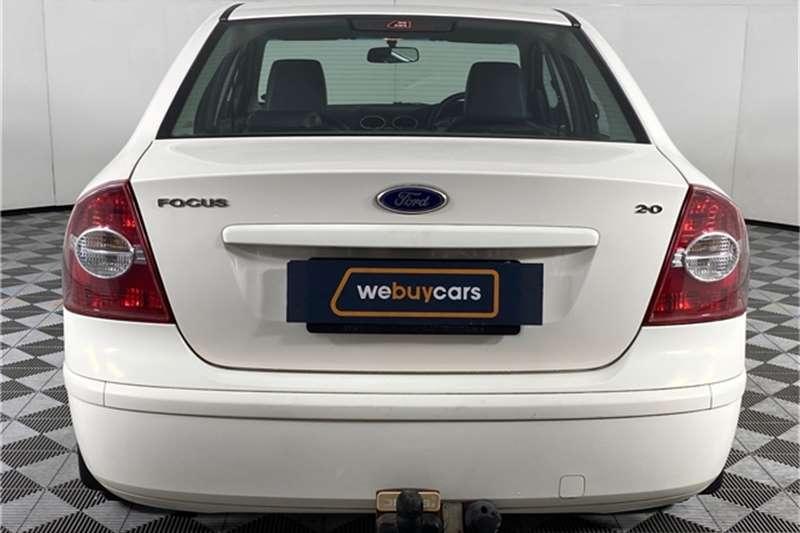 2007 Ford Focus Focus 2.0 4-door Trend