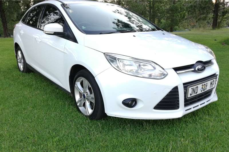 Ford Focus 2.0 4 door Trend automatic 2013