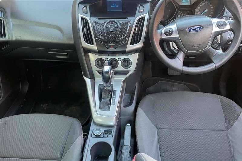 2013 Ford Focus Focus 2.0 4-door Trend automatic