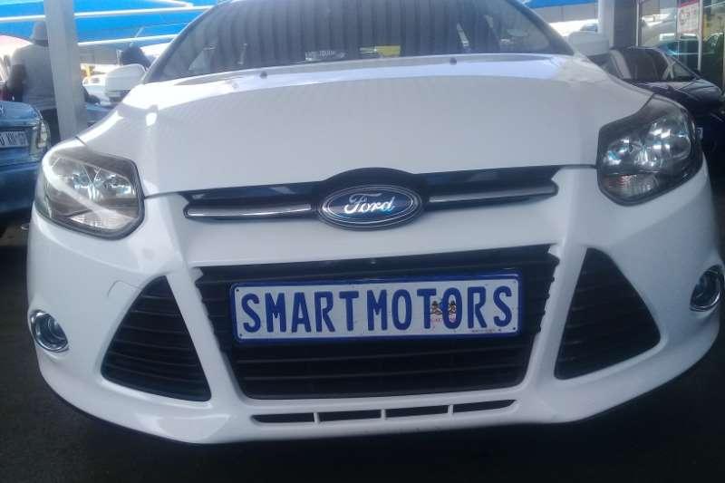 Ford Focus 2.0 5 door Si 2012