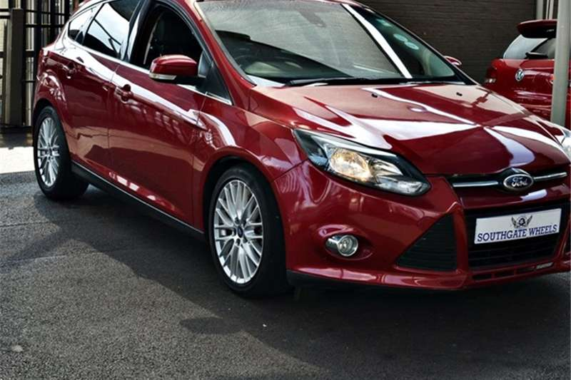 Ford Focus 2.0 5 door Si 2012