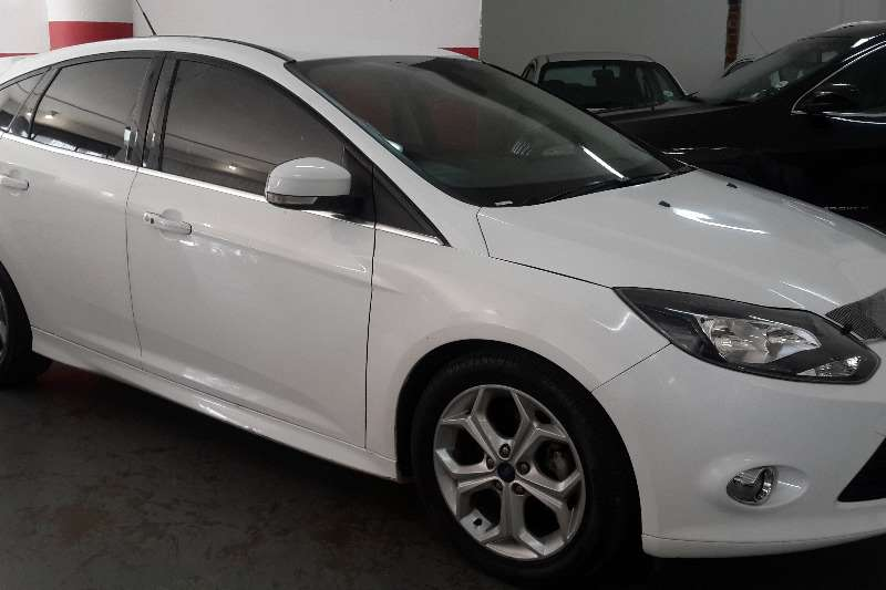 Ford Focus 2.0 5 door Si 2013
