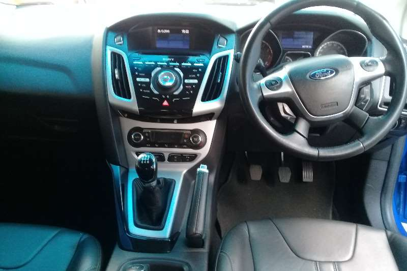 Ford Focus 2.0 5 door Si 2014