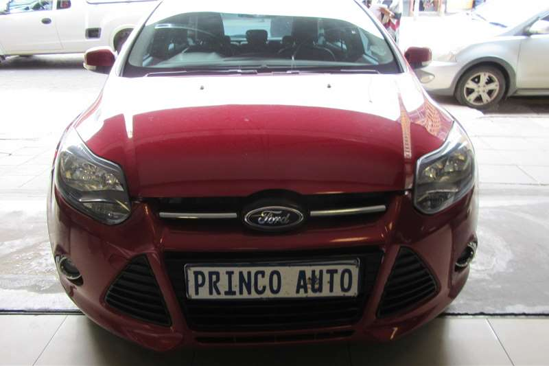 Ford Focus 2.0 GDI 2013