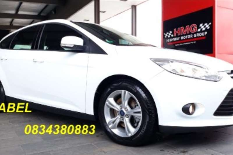 Ford Focus 2.0 GDi Trend 5DR 2012