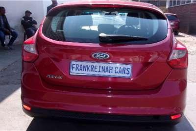 Used 2015 Ford Focus 2.0 sedan Trend