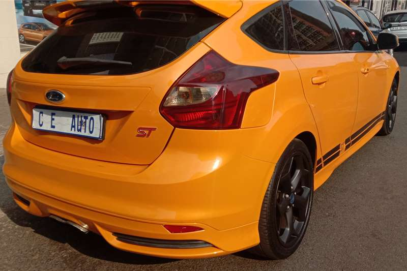 Ford Focus 2.0 ST S3 2013