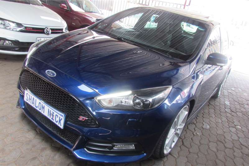 Ford Focus 2.0st 2016