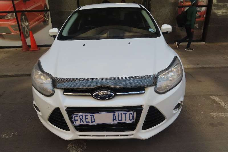 Ford Focus 2.0TDCi 4 door Si 2014