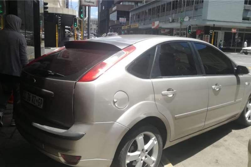 Ford Focus 2.0TDCi 4 door Trend 2006