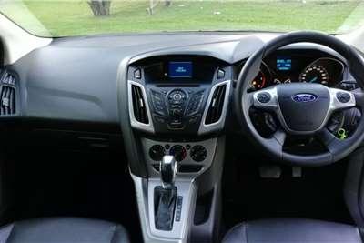 Ford Focus 2.0TDCi 4 door Trend 2013
