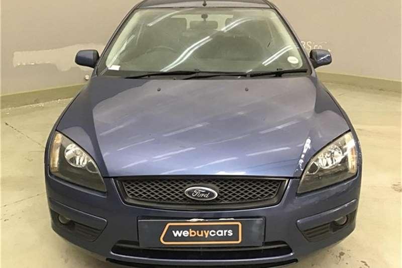 Ford Focus 2.0TDCi 5-door Si 2005