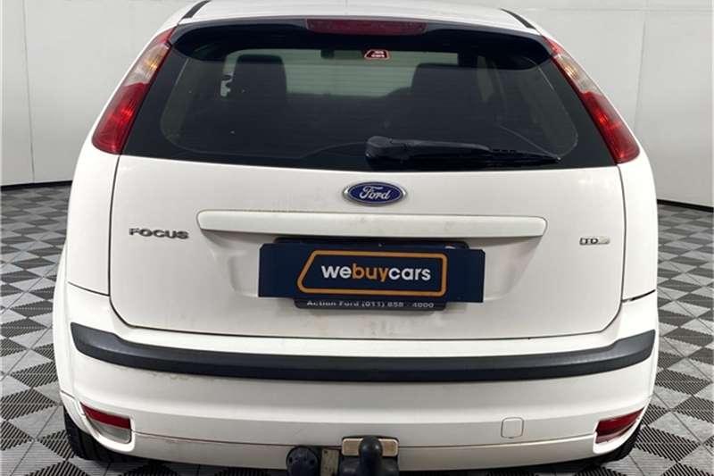2005 Ford Focus Focus 2.0TDCi 5-door Si