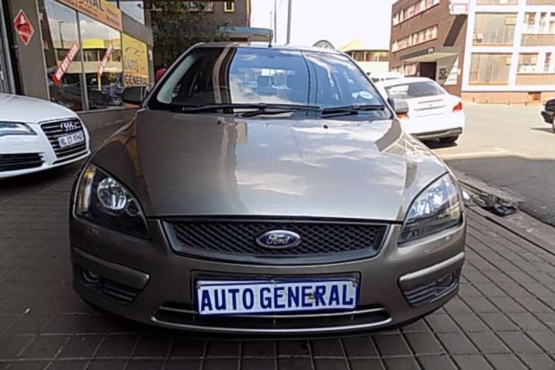 Ford Focus 2.0TDCi 5 door Si 2006