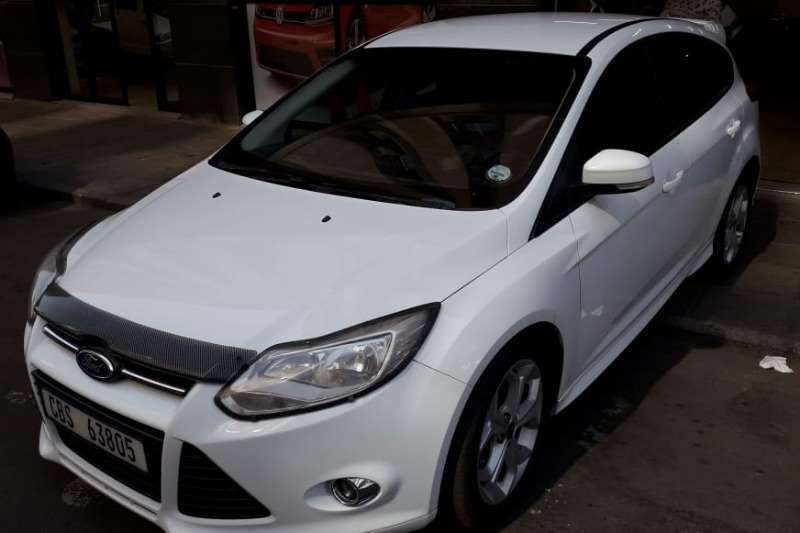 Ford Focus 2.0TDCi 5 door Si 2014