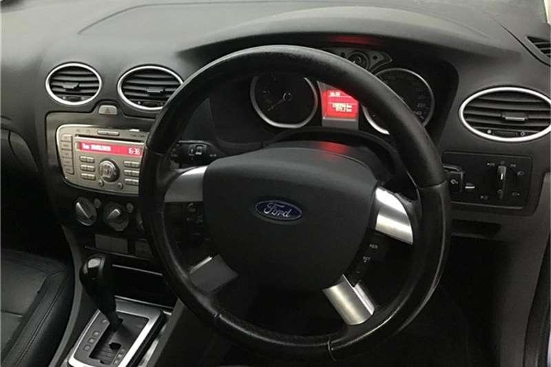Ford Focus 2.0TDCi 5 door Si Powershift 2009