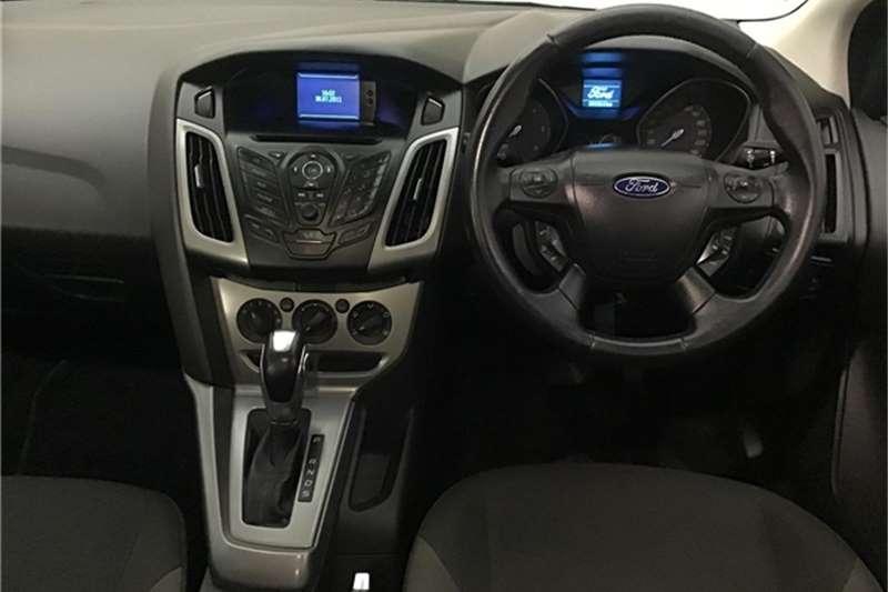 Ford Focus 2.0TDCi 5-door Si Powershift 2011