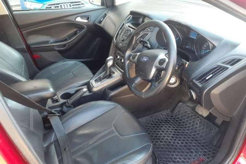 Used 2013 Ford Focus 2.0TDCi 5 door Si Powershift