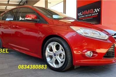 Ford Focus 2.0TDCi 5 door Si Powershift 2014