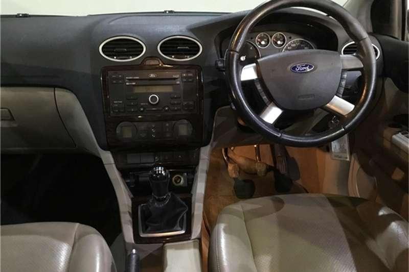 Ford Focus 2 0tdci Ghia 4 Door