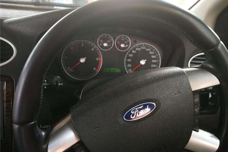 Ford Focus 2.0TDCi Ghia 4 door 2006