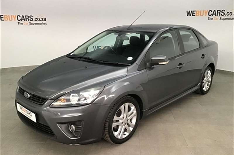 Ford Focus 2.0TDCi sedan Si Powershift 2010