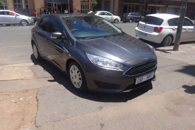 Ford Focus hatch 1.0 Ecoboost 2015
