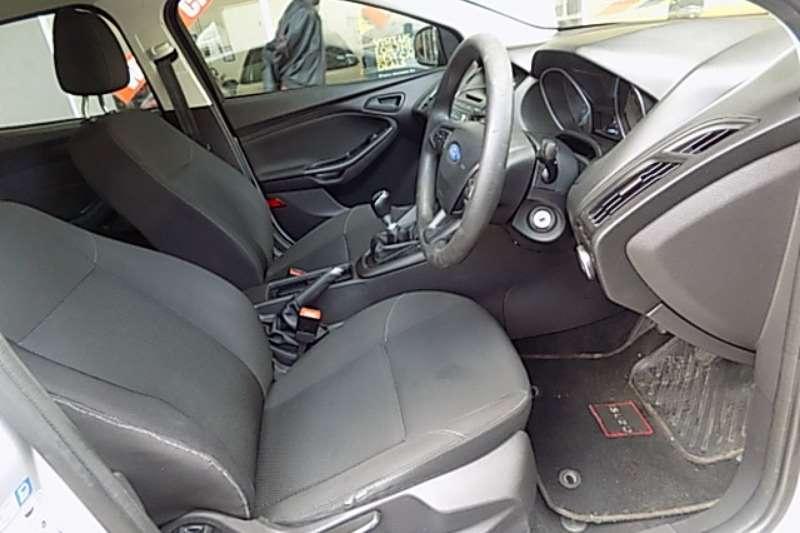 Ford Focus hatch 1.0 ecoboost 2015