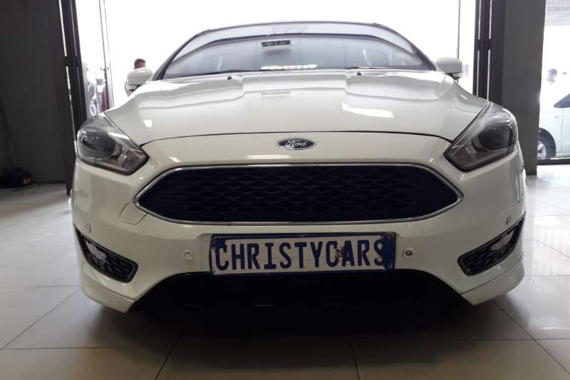 Ford Focus hatch 1.0 ECOSPORT 2017