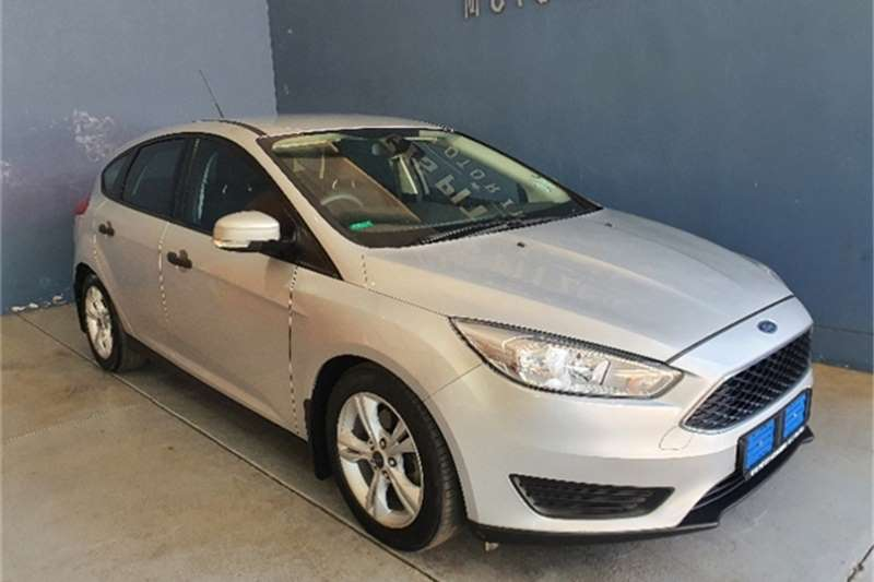 Used 2017 Ford Focus hatch 1.0T Ambiente