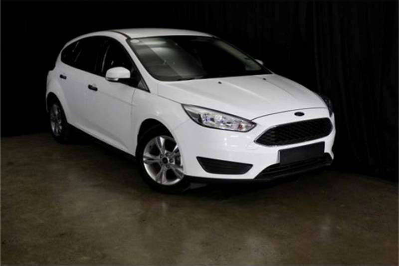 Ford Focus hatch 1.0T Ambiente 2018