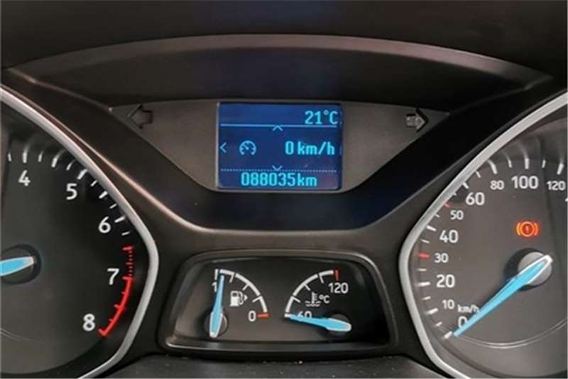 Used 2018 Ford Focus hatch 1.0T Ambiente