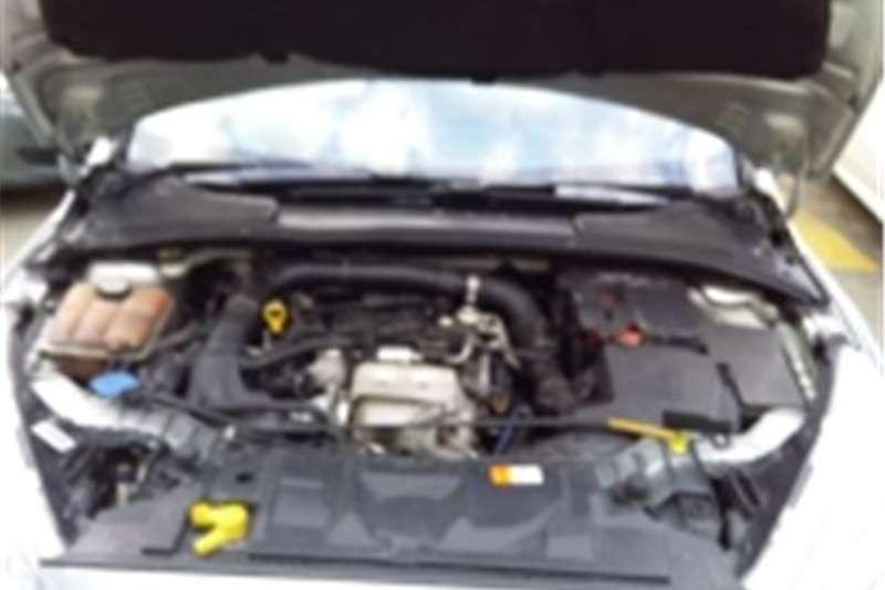2016 Ford Focus Focus hatch 1.0T Ambiente auto