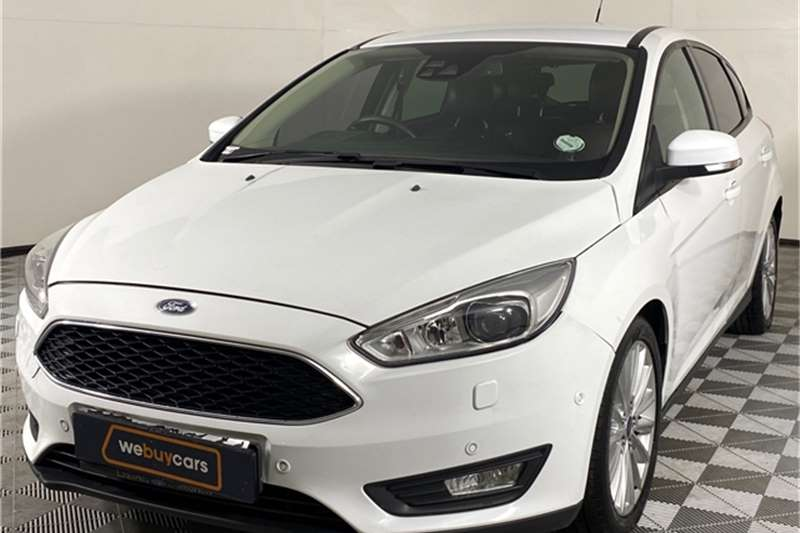 Used 2016 Ford Focus hatch 1.0T Trend