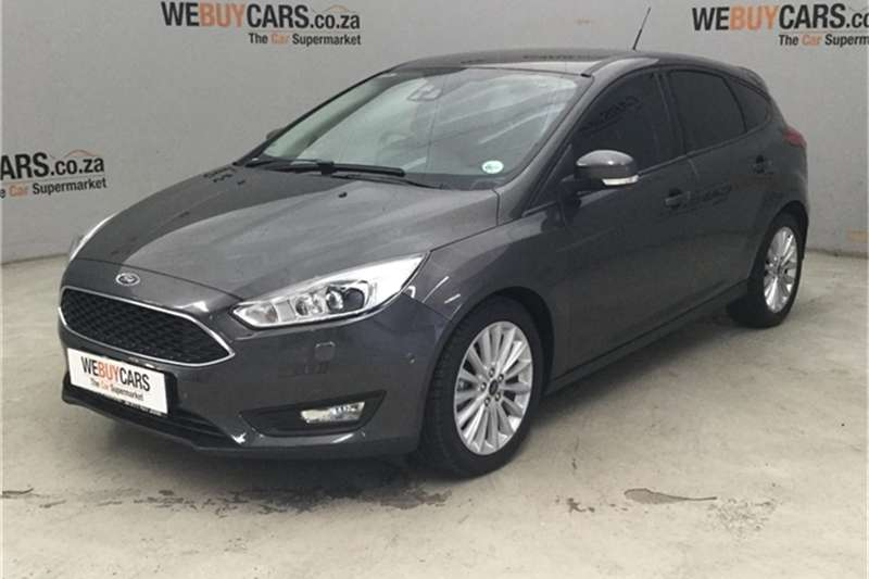 Ford Focus hatch 1.0T Trend 2017