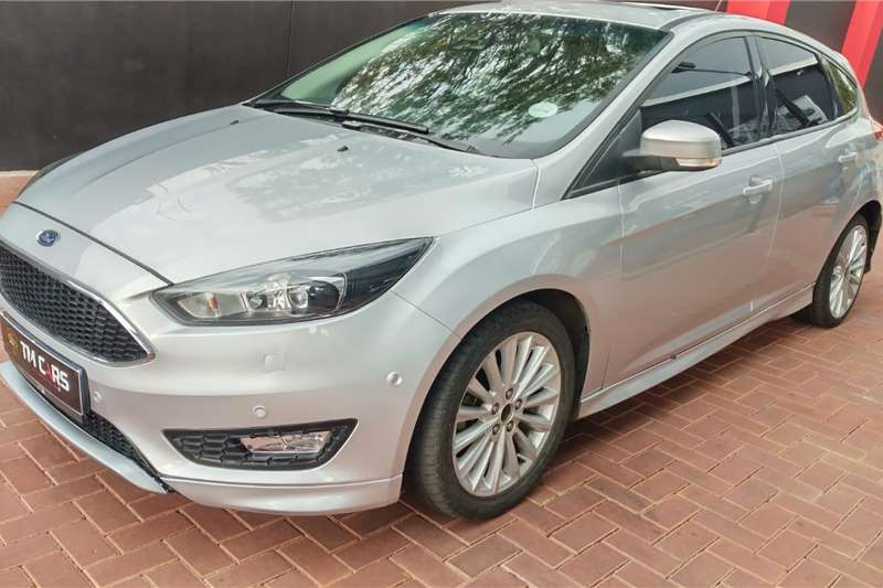 Used 2017 Ford Focus hatch 1.0T Trend
