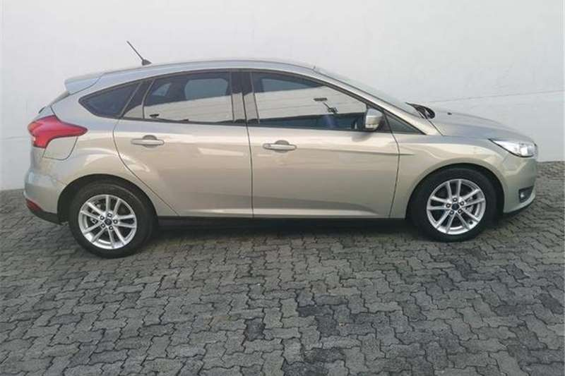Ford Focus Hatch 1.0T Trend 2018