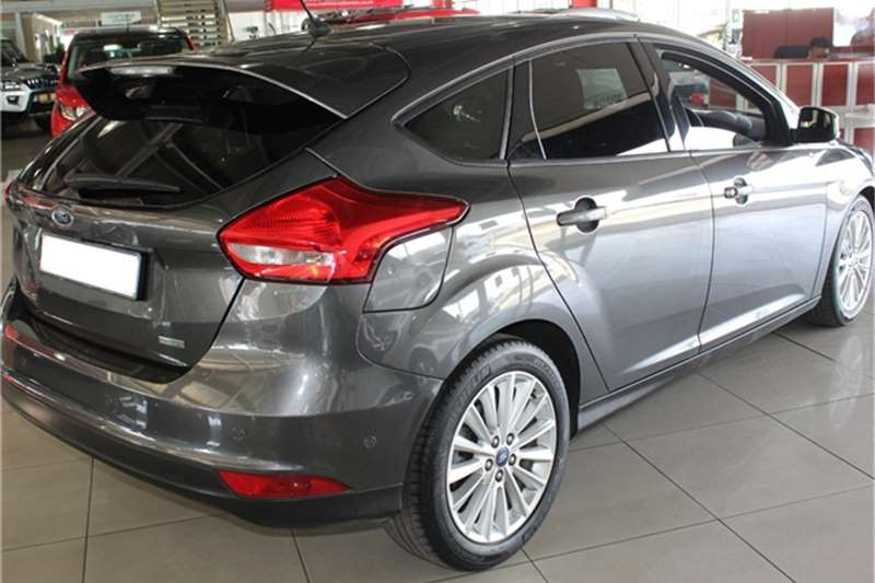Ford Focus hatch 1.0T Trend auto 2016