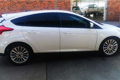 Used 2016 Ford Focus hatch 1.0T Trend auto